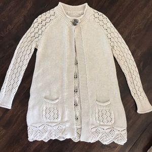 Persnickety girls sweater